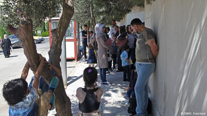 Jordanien - EU-Flüchtlingsabkommen