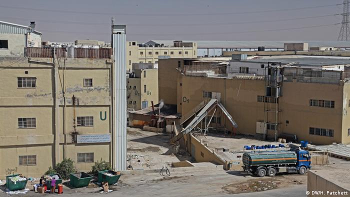 construction site Copyright: DW/H. Patchett