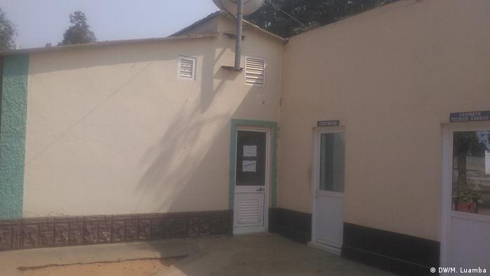 Angola Luanda Radio Despertar, in Angola