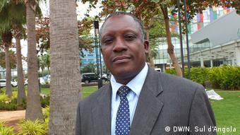 Angola Luanda José Mateus Zecamutchima