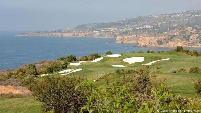 Национальный гольф-клуб Трампа на Ранчо Палос Вердес