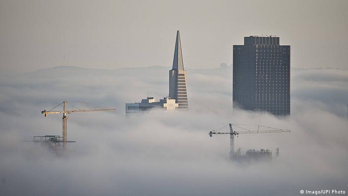Бвышая штаб-квартира Банка Америки в Сан-Франциско