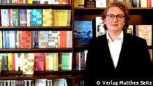 Deutscher Buchpreis 2016 - Richard Stoiber