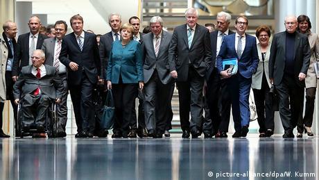 """Γερμανία: Συμφωνία για """"Τζαμάικα"""" ή νέες εκλογές;"""