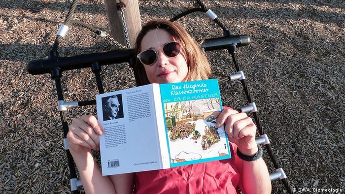 DW-Autorin Ulrike Sommer (Foto: DW/A. Cizmecioglu )