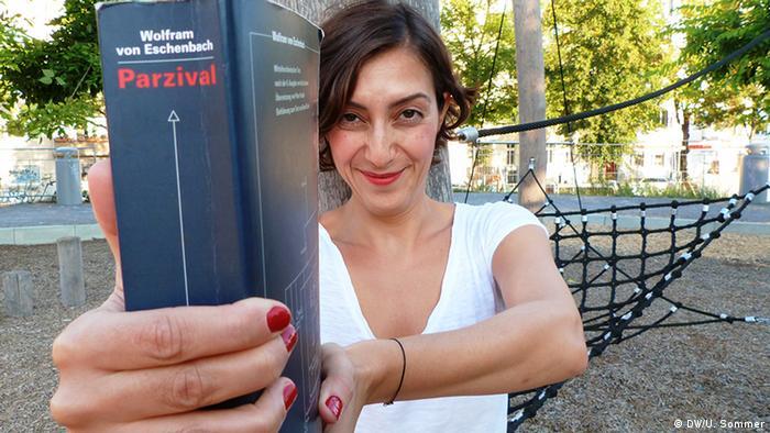 DW-Autorin Aygül Cizmecioglu (Foto: DW/U. Sommer)