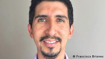 Francisco Briones Rugel, economista de la ESPOL, experto de Inteligencia Estratégica.