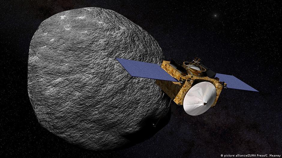 Dos años después, una nave espacial alcanza un asteroide que puede chocar con Earth World Of Variety DW