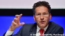 Niederlande Jeroen Dijsselbloem Euro-Gruppen-Chef