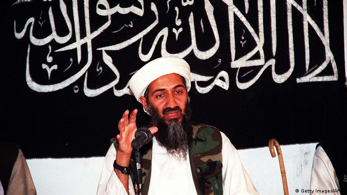 Osama Bin Laden Afghanistan