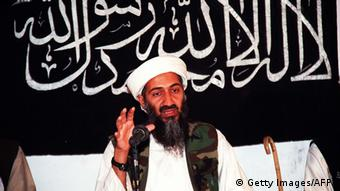 Osama Bin Laden Afghanistan (Getty Images/AFP/)