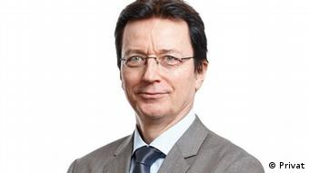 Martin Fritz, Journalist in Tokio (Privat)
