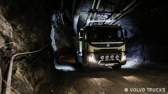 Otonom araçların maden ve tüneller gibi farklı alanlarda kulanılması hedefleniyor