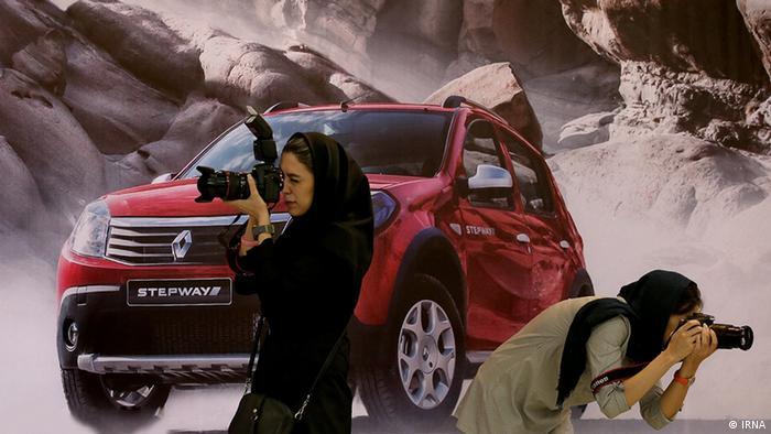 Iran Wochengalerie KW36 Renault (IRNA)