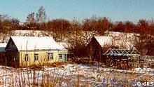 Tschernobyl - Verlassene Häuser