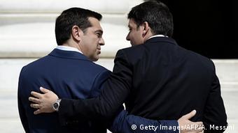 Ελλάδα, Ιταλία, συμμαχία...