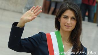 Virginia Raggi, do Cinco Estrelas, é primeira mulher à frente da prefeitura de Roma