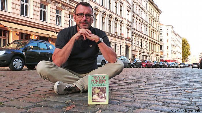 Rainer Traube, Leiter des DW-Magazins Kultur.21 (Foto: DW/A. Cizmecioglu )