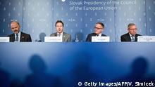 Slowakei EU-Finanzministertreffen