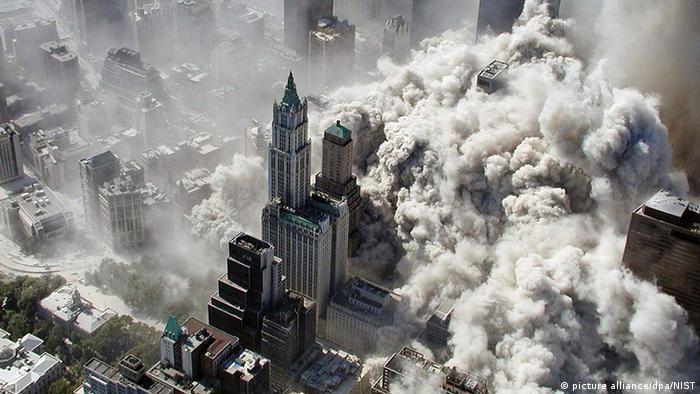 Risultati immagini per September 11, 2001