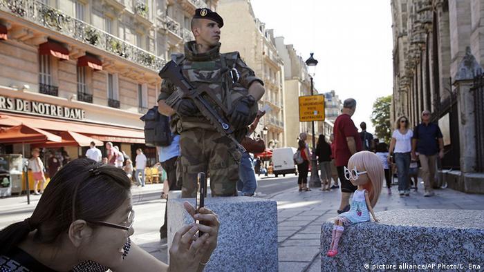 Frankreich Frauen planten Anschlag auf Pariser Bahnhof