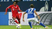 Fußball Bundesliga FC Schalke 04 - FC Bayern München Renato Sanches