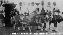 Iran Naser al-Din Schah und Frauen
