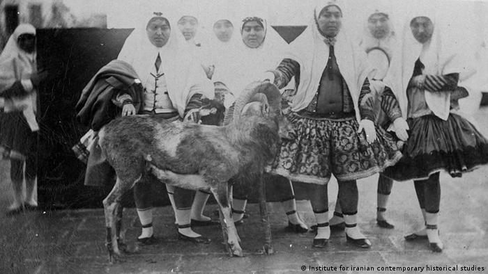 Iran Naser al-Din Schah und Frauen (Institute for iranian contemporary historical studies)