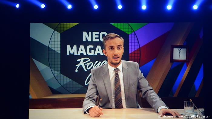 Satiriker Jan Böhmermann War Zu Gast In US Late-Night-Show