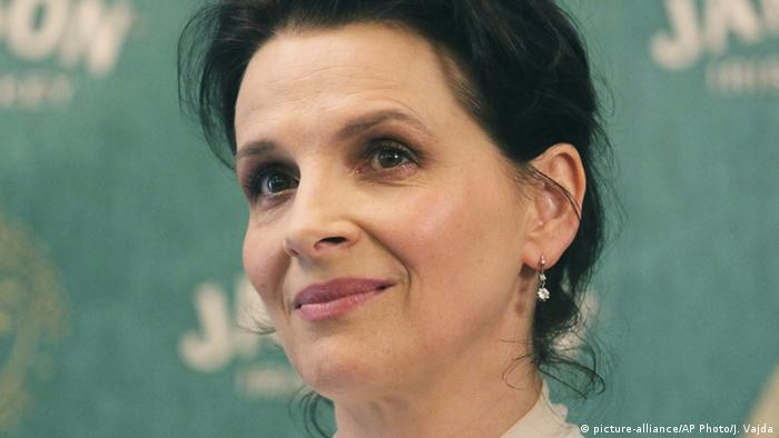 Juliette Binoche (picture-alliance/AP Photo/J. Vajda)