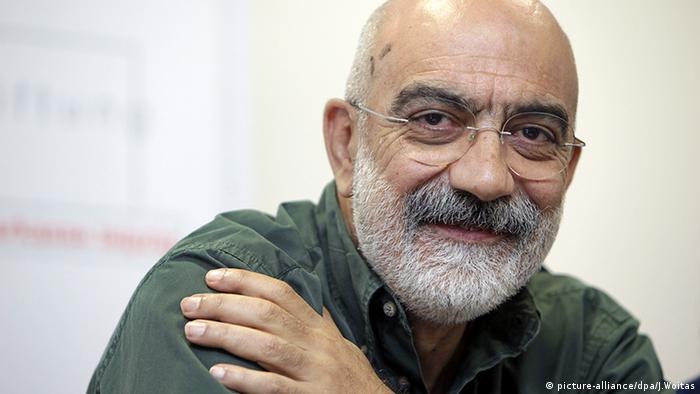 Ahmet Altan Journalist Türkei