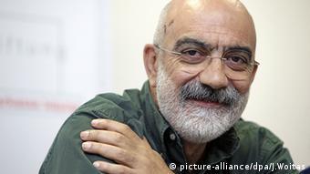 Ahmet Altan, Copyright: picture-alliance/dpa/J.Woitas