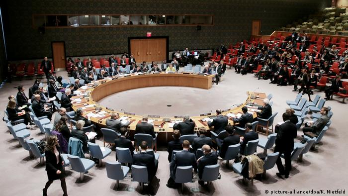 USA New York - UN Sicherheitsrat