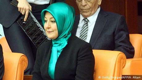 Frauen Gesichtsschleier Verschleierung Esarp Kopftuch Türkei