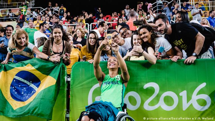 Paralympics - Olympische Spiele (German Edition)
