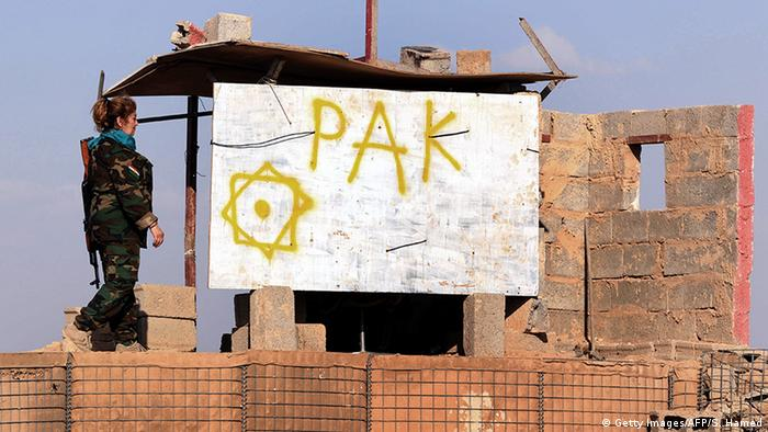 Kurdistan Freedom Party PAK (Getty Images/AFP/S. Hamed)