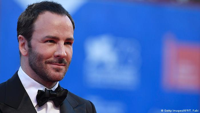 Tom Ford wins Silver Lion, Venice, Copyright: Getty Images/AFP/ T. Fabi