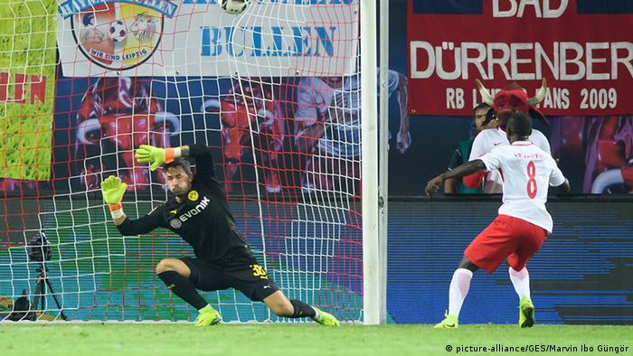 Fußball Bundesliga 2. Spieltag RB Leipzig - Borussia Dortmund