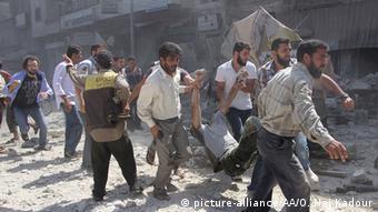 Θα σταματήσει ο πόλεμος στη Συρία;
