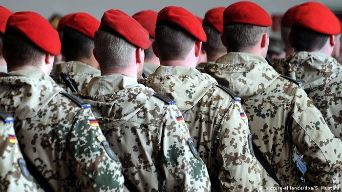 Bundeswehrsoldaten der Mission Resolute Support in Masar-i-Scharif (Foto: dpa)