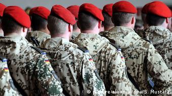 Afghanistan Bundeswehr NATO Resolute Support Mission