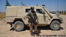 Afghanistan Mazar-i-Sharif Bundeswehr NATO Resolute Support Mission Soldat