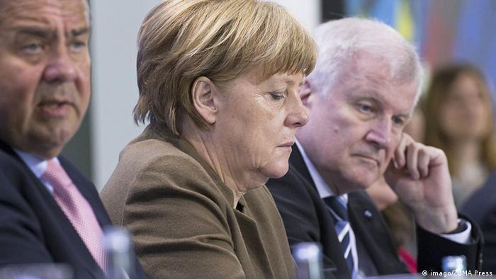 Deutschland Spitzentreffen der Koaliton im Kanzleramt ARCHIV