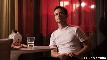 Edward Snowden (Joseph Gordon-Levitt). (c) Universum *** NUR FÜR BERICHTERSTATTUNG FILM ***