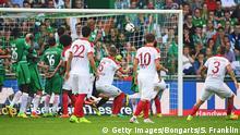 Bundesliga Bremen Vs Augsburg Torjubel