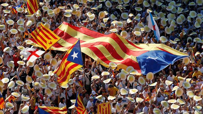 加泰罗尼亚:独立,我们已准备好了!