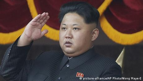 Nordkorea Diktator Kim Jong-un (picture-alliance/AP Photo/Wong Maye-E)