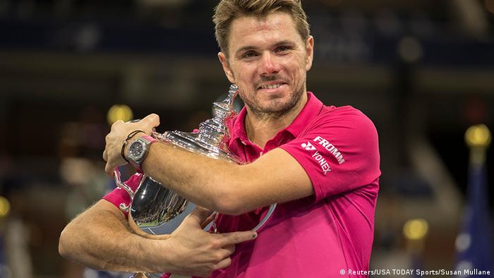 US Open 2016 Finale - Novak Djokovic vs. Stanislas Wawrinka (Reuters/USA TODAY Sports/Susan Mullane)