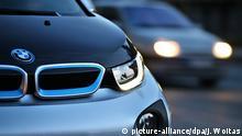 Leipzig elektrischer BMW i3
