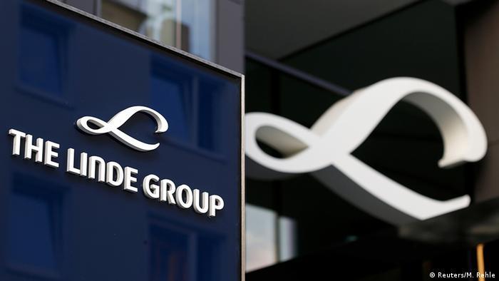 Логотиа группы Linde